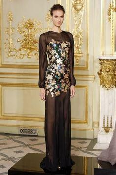 Rami Al Ali Haute Couture Fall Winter 2013 Paris - NOWFASHION