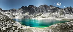Photo about Panoramic view on lake and mountains. Image of tatras, slovakia, panoramic - 11858563 Beautiful World, Beautiful Places, Travel Around The World, Around The Worlds, Zakopane Poland, Tatra Mountains, Poland Travel, Adventure Is Out There, Travel Goals