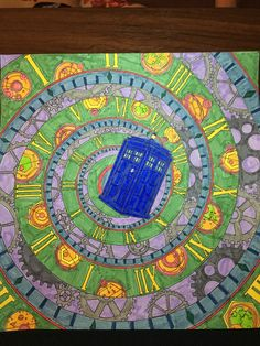 Pin By Danielle Van Leeuwen On Dr Who Coloring Book