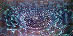 Free Desktop / Background - Visionary Art - By Kuba Ambrose