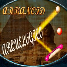 Arkanoid Arqueológico es un juego muy adictivo y entretenido.  Rompe todos los ladrillos sin perder la pelota para pasar los niveles. Google Play, Neon Signs, App, Games, Entertaining, Bricks, Entertainment, Apps, Gaming