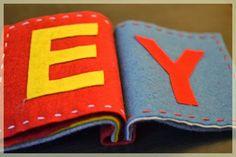 Tak sobie sz(ż)yję: Filcowa książeczka z samogłoskami. Projekt Samosie