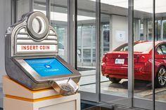Carvana Launches Car Vending Machine Killing Pushy Sales People -  #cars #machine #sales