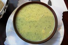 Zuccini soup