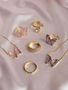 Stylish Jewelry, Dainty Jewelry, Cute Jewelry, Body Jewelry, Jewelry Box, Jewelry Accessories, Fashion Accessories, Fashion Jewelry, Accesorios Casual