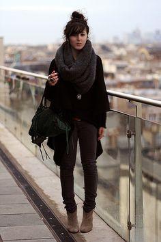 Paris style.