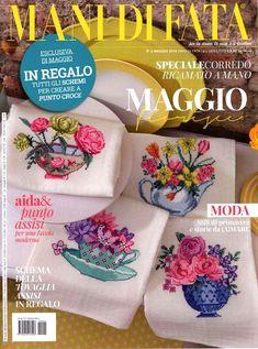 Cross Stitch Magazines, Cross Stitch Books, Ceramics, Tableware, Runner, Towels, Hardanger, Embroidered Flowers, Journals
