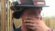 'I don't consider myself a hero': Fort McMurray firefighter Adam Bugden - CBC Player 5/7/2016 #ymmfire