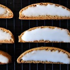 Glazed Spice Biscotti from Serious Eats - With the first breeze of ...