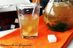 Tisane à la Citronnelle & au Gingembre