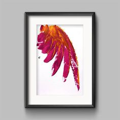 #Angel #Wing No.12 // You need wings to fly – art by BLACK.CAT.PORTRAIT. artist Alwina Simon. Their presence will be a highlight, and every view an exhilarating experience.