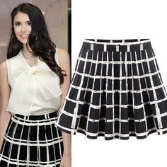 beawom.com cheap-plaid-skirt-01 #cheapskirts