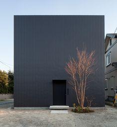 ant house' by mA-style architects, omaezaki-city, shizuoka, japan