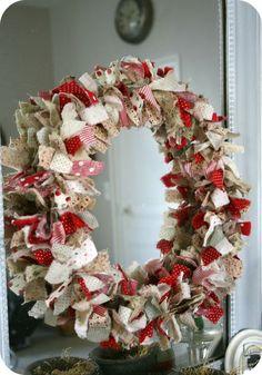 Uhhh ohhh who wants a holiday wreath?!?!?