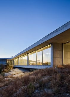 De Lemos wine showroom by Carvalho Araujo. Nominated for building of the year by ArchDaily
