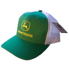 John Deere hat - Someone has got to have one of these. At least ironically.