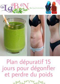 Plan dépuratif 15 jours pour dégonfler et perdre du poids Sports, Smoothie, Flat Belly, Per Diem, Plexus Diet, Hs Sports, Sport, Smoothies