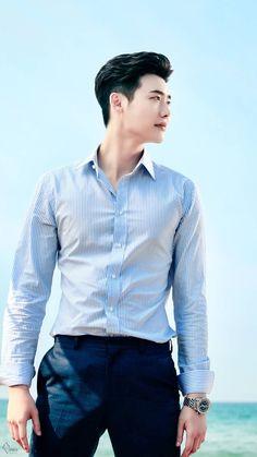 Lee jong suk ❤❤ while you were sleeping drama ^^ Lee Jong Suk, Jung Suk, Asian Actors, Korean Actresses, Korean Actors, Lee Joon, Suwon, Kang Chul, Eunwoo Astro
