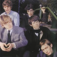 Very young Stones