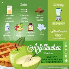SASA'S WELLNESS REZEPT DER WOCHE Tausche ungesunde Mahlzeiten gegen einen köstlichen Formula 1 Mahlzeitenersatz-Shake ein und Du wirst Deinen GUTEN VORSATZ, Dich in diesem Jahr besser zu ernähren und/oder ABZUNEHMEN erreichen! Hast Du noch keinen Herbalife Shake zur Hand? Bestelle Deinen Formula 1 Lieblings Shake Geschmack JETZT bei mir! SABRINA SELBSTÄNDIGE HERBALIFE BERATERIN seit 1994 https://www.goherbalife.com/goherb/de-DE Tel.: +4952337093696