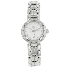 TAG Heuer Women's THWAT1411BA0954 Link Analog Display Quartz Silver Watch -- You can get additional details at the image link. (This is an affiliate link)