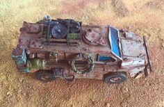 Post Apoc Scraphunters - Wasteland vehicle - Fallout