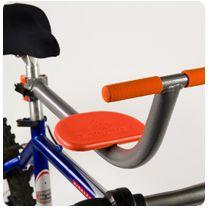 Child Bike Seat.  OMG.  I bought it!