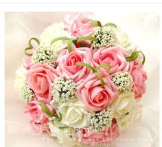 Only with from your flowers,pictures of flower bouquets and september wedding flowers, can you hold a good ceremony or party. Wholesale 2016 pink bridal bouquet flowers with hand made flowers foam rose artificial wedding bouquets elegant bridal holding flowers in alinabridal on DHgate.com will let you down.