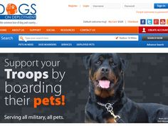 FOSTERS needed - Dogs on Deployment - Our mission is to give military members peace of mind concerning their pets during their service commitments by providing them with the ability to find people and resources able to help them. - See more at: http://www.youcaring.com/nonprofits/makeover-for-dogs-on-deployment/93825#sthash.5eNBOf9T.dpuf