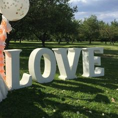 styrofoam large letters, foam large sign, giant foam sign, large wedding love letters, custom foam l Styrofoam Letters, Giant Letters, Large Letters, Wooden Letters, Wedding Letters, Wedding Signs, Wedding Bells, Free Standing Letters, Light Up Letters