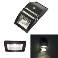 DBPOWER® Stainless Steel + ABS Solar Motion Sensor Super Bright LED Wall Light for Pathway / Staircase / Step / Garden / Yard / Wall / Drive Way - http://www.yourglt.com/dbpower-stainless-steel-abs-solar-motion-sensor-super-bright-led-wall-light-for-pathway-staircase-step-garden-yard-wall-drive-way/?utm_source=PN&utm_medium=http%3A%2F%2Fwww.pinterest.com%2Fpin%2F368450813235896433&utm_campaign=SNAP%2Bfrom%2BGreening+Your+Home