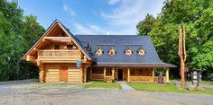 Srub U Medvěda Cabin, House Styles, Home Decor, Decoration Home, Room Decor, Cabins, Cottage, Home Interior Design, Wooden Houses