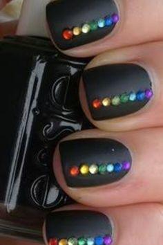 My bridesmaids nails :)