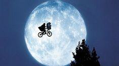 E.T.: The Extra Terrestrial (Anyone who says they didn't cry at the ending is either lying or lying)