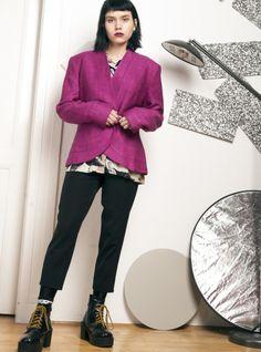46615d2b88c Pink Dior blazer – 90s vintage magenta jacket  dior  vintage Vintage  Branding