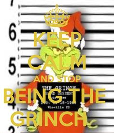 Grinch...I want to print a bunch of these and hide them for people to find. (Maybe the hubs?)