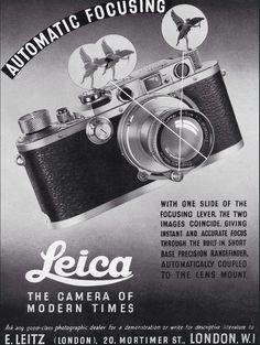 Autofocusing Leicas