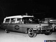 1963 Cadillac Miller-Meteor ambulance  Skokie IL Fire Department.  #Cadillac #MillerMeteor #Miller #Meteor #ambulance #Skokie #Illinois #FireDepartment