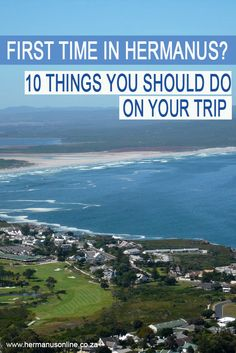 Top 10 things to do in Hermanus, South Africa… African Holidays, Chobe National Park, Visit South Africa, Wale, Exotic Places, Africa Travel, Cape Town, Places To See, Travel Inspiration