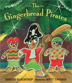 The Gingerbread Pirates picture book