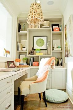 "Looks like a perfect ""me"" space....I want!!"
