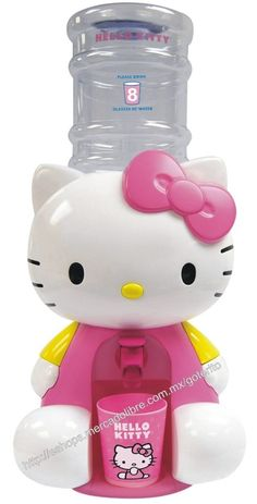Hello Kitty Garrafon Y Dispensador De Agua Super ! Hello Kitty Garrafon And Super Water Dispenser ! Hello Kitty Kitchen, Hello Kitty House, Hello Kitty Nails, Pink Hello Kitty, Hello Kitty Items, Hello Kitty Bedroom, Little Girl Toys, Baby Girl Toys, Toys For Girls