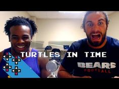 Turtles in Time with Seth Rollins — Superstar Savepoint - YouTube