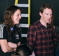 """Sherlock is in Molly's blood"". — mas-sera-o-benedict:  Alicia MacDonald on Twitter:..."