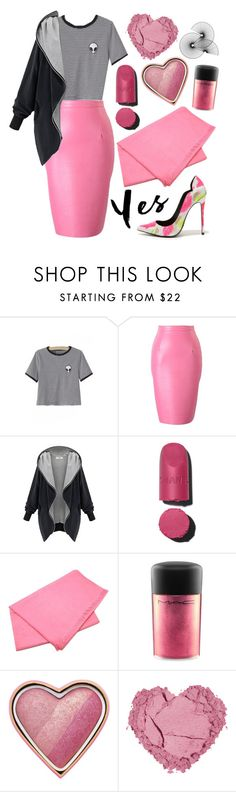 """""""Pink Alien 