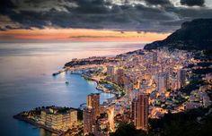 Montecarlo principado de Mónaco