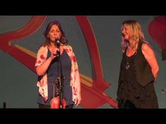 ▶ Altan featuring Moya Brennan of Clannad: Traditional Irish Music from LiveTrad.com - YouTube