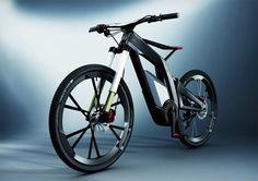 Audin sähköpolkupyörä kulkee mopoa nopeammin ja sillä voi keulia (lisäksi siinä on wlan) - Tekniikka