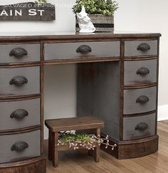 132 Best Refinish Old Furniture Images On Pinterest Painted