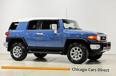 nice 2013 Toyota FJ Cruiser 4x4 - For Sale View more at http://shipperscentral.com/wp/product/2013-toyota-fj-cruiser-4x4-for-sale/